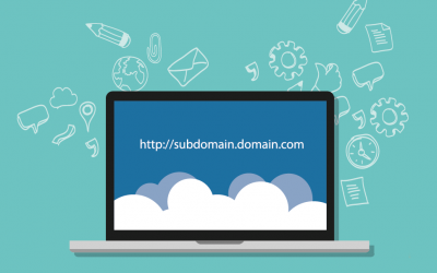 What are subdomain?