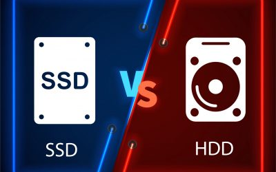 5 Different between SSD and HDD