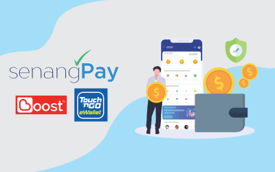E-Wallet Payment: 6 Steps To Use SenangPay E-Wallet